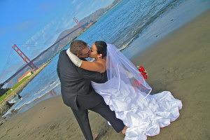 San Francisco Beach Wedding