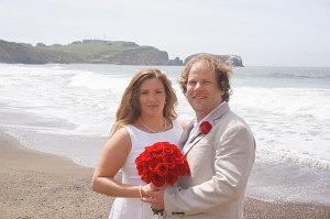 SF, Beach, Wedding